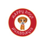 Happydogs hunddagis Logo